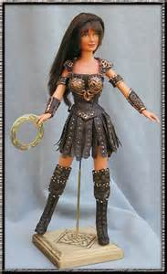 Xena Warrior Princess Doll