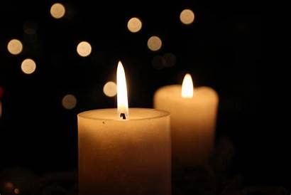 Candle Advent Candles Christmas Candlelight Darkness Second