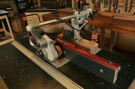 power feed  finewoodworking