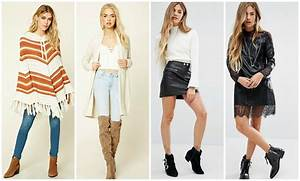 2015 Fall / Winter 2016 Fashion Trends For Teens – Styles ...