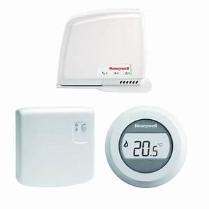 Objet Connecté Sans Fil : pack thermostat sans fil connect y87rf ~ Dailycaller-alerts.com Idées de Décoration
