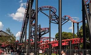 Pandemonium roller coaster