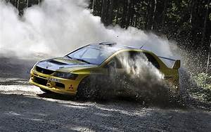 1 Mitsubishi Evo Rally HD Wallpapers Backgrounds