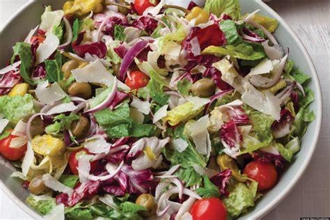 recipe   day italian salad huffpost