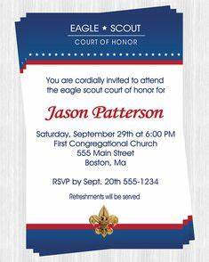eagle scout court of honor program template - 1000 images about eagle court of honor on pinterest