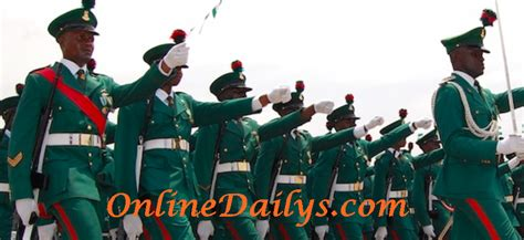Nigerian Army Recruitment Form Closing Date by 2016 Nigerian Army Job Registration Portal Requirement