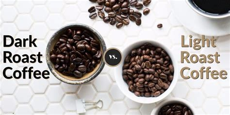 light roast coffee roast coffee vs light roast coffee