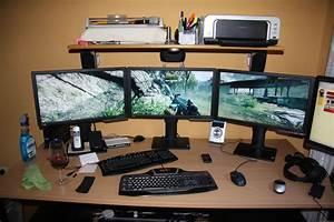 Schreibtisch Gamer ComForAfrica
