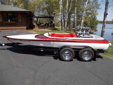 Vintage Sanger Boats For Sale by 1978 Vintage Sanger Jet Boat Blower 671 Supercharger 454