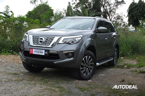 Review Nissan Terra by 2018 Nissan Terra Review Autodeal Philippines