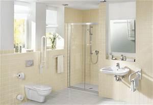 Behindertengerechte Badezimmer Beispiele : barrierefreie bad l sungen von ideal standard barrierefreie b der f r rollstuhlfahrer haltegriff ~ Eleganceandgraceweddings.com Haus und Dekorationen