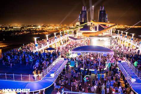 It sure is for me. Why HOLY SHIP! Is The Best Music Festival on Earth - Noiseporn