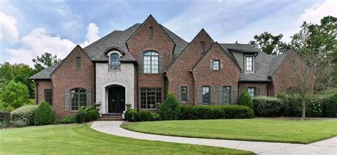 architectural styles of greystone subdivision homes for