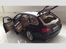 BMW 550i Touring F11 Norev 118 Diecast model car YouTube