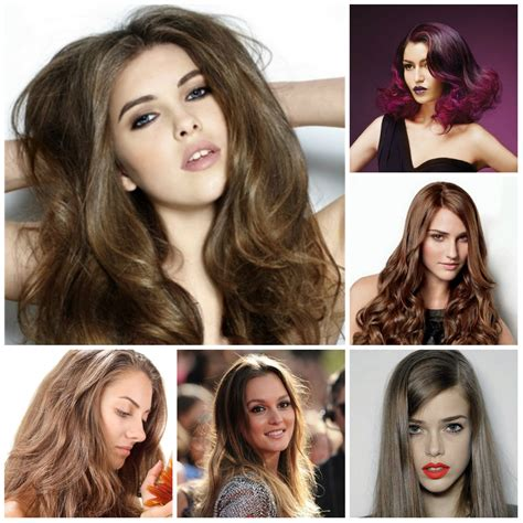 New Hair Colors For Brunettes by 2016 Trendy Hair Color Ideas For Brunettes 2019 Haircuts