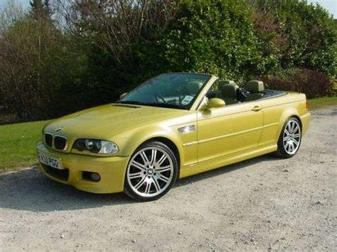 2006 Bmw M3  Overview Cargurus