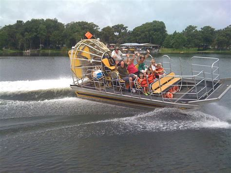 Boat Rides In Florida by Bj S Airboat Adventures Bushnell Fl 33513 321 689 9821