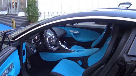 bugatti chiron blue interior recherche google cars