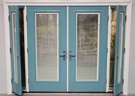 Therma Tru Patio Doors With Blinds by Therma Tru Offers Low E Blinds Between Glass Jlc