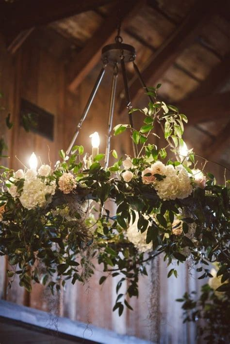 wedding trends floral chandeliers floral chandelier