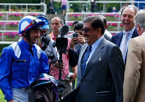 However, others took to social media in droves to congratulate the crown prince. irishracing.com | News - Sheikh Hamdan's immense impact on racing