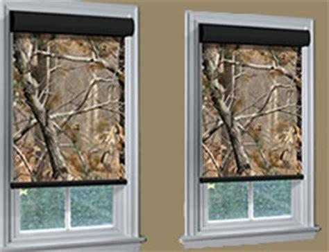 camo window blinds camo window shades blinds chalet