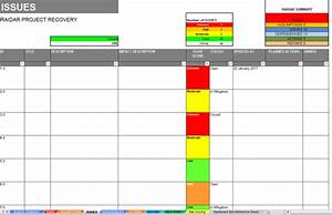 project crisis management dashboard log template With project raid log template