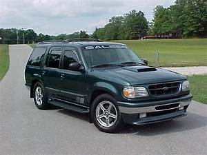 Saleenbanshee 1997 Ford Explorer Specs  Photos