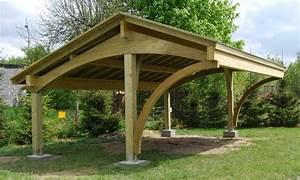 Carport 2 Voitures Bois : tonnelle de jardin leroy merlin tonnelle jardin leroy ~ Dailycaller-alerts.com Idées de Décoration
