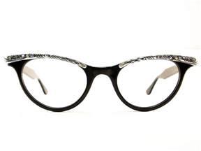 cat eye prescription glasses vintage eyeglasses frames eyewear sunglasses 50s vintage