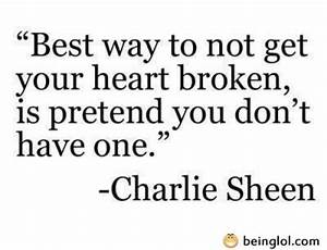 Best Way to Not... Heart Burst Quotes