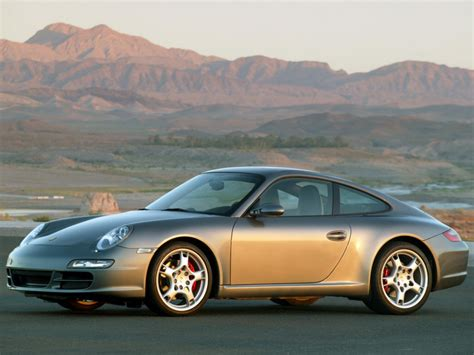 2005 Porsche 911 Carrera S Pictures, Specifications, And