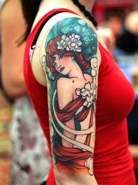awesome sleeve tattoo ideas  sheideas