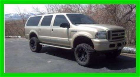 sell   ford excursion limited