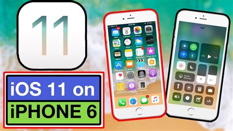 iphone 6 ios ios 11 beta running on iphone 6 review is it or not 11350