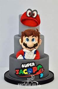 Super Mario Deko : pin von h lya ng r auf cake decorating ~ Frokenaadalensverden.com Haus und Dekorationen
