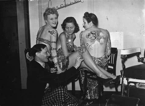 wonderful women  wicked tattoos   flashbak