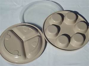 Microwave Cookware Lot  Vintage Anchor Hocking  Nordic