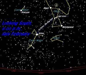 Sirius Constellation | Sirius is part of constellation Big ...