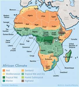 Map of Africa | HowStuffWorks