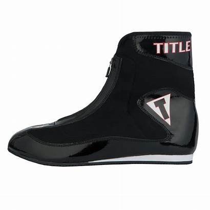 Boxing Shoes Title Mid Enrage Lightweight Length