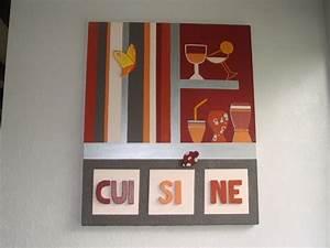 belle deco cuisine tableau With tableau deco cuisine