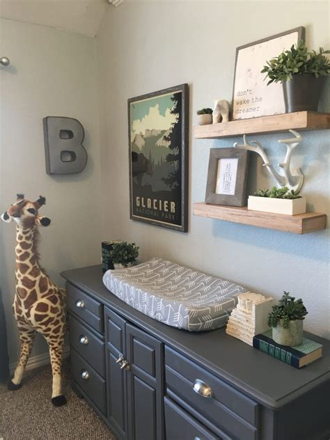 mountains modern mountain nursery design ideas