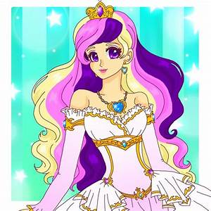 Human Princess Cadence by Sailor-Serenity on DeviantArt