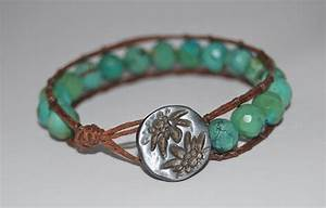 23 Diy Leather Wrap Bracelet Patterns