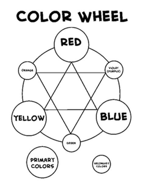 basic color wheel by alisa petersen teachers pay teachers 833   original 168883 1