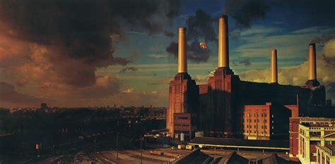 Pink Floyd Animals Wallpaper - wallpaper animals cityscape pigs