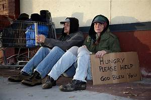 Writing From The Inside: Homeless people