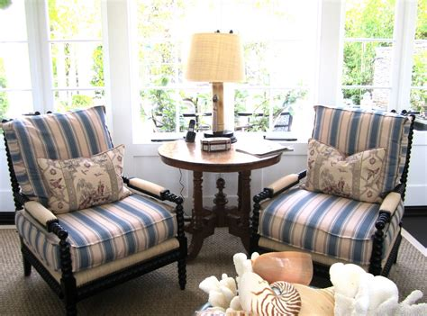 Classic • Casual • Home Classic Beach Family Room, Hyphen