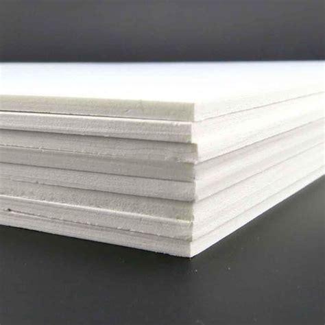 white pvc foam board sheet 2mm rs 120 square feet